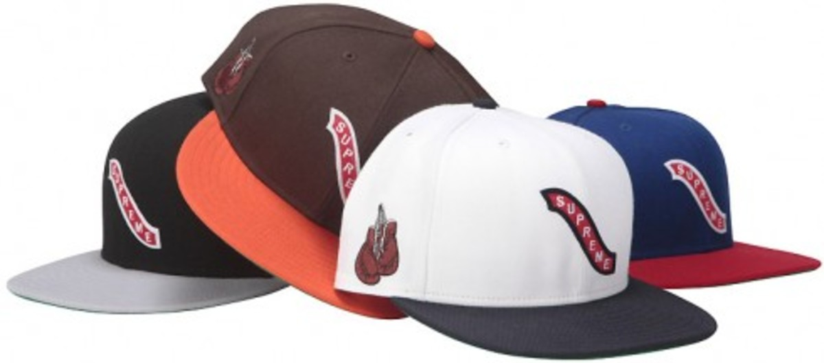 Supreme - Spring 2009 Collection - Caps - 18