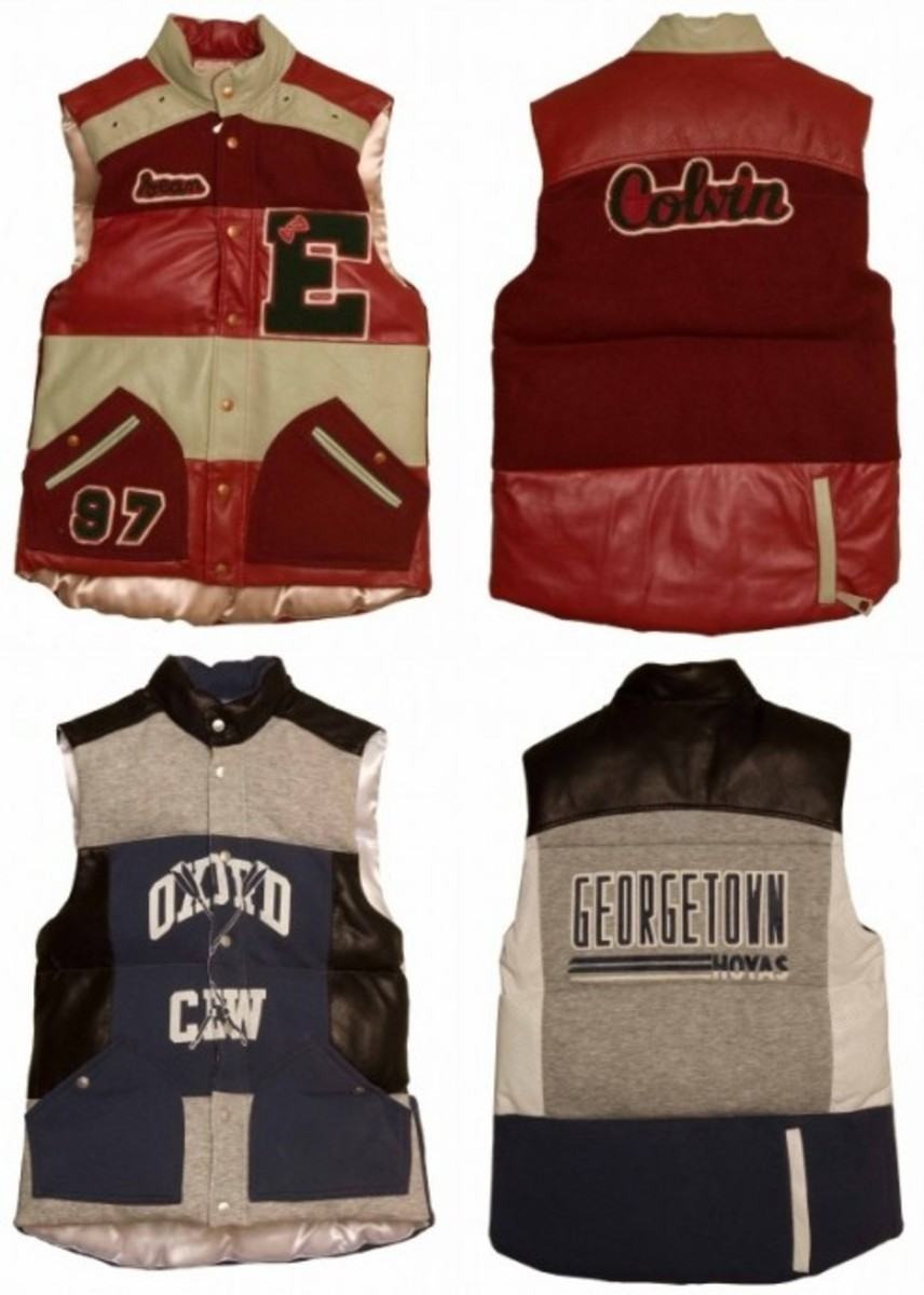 University of DRx for SOPH. - Vest Collection - 2