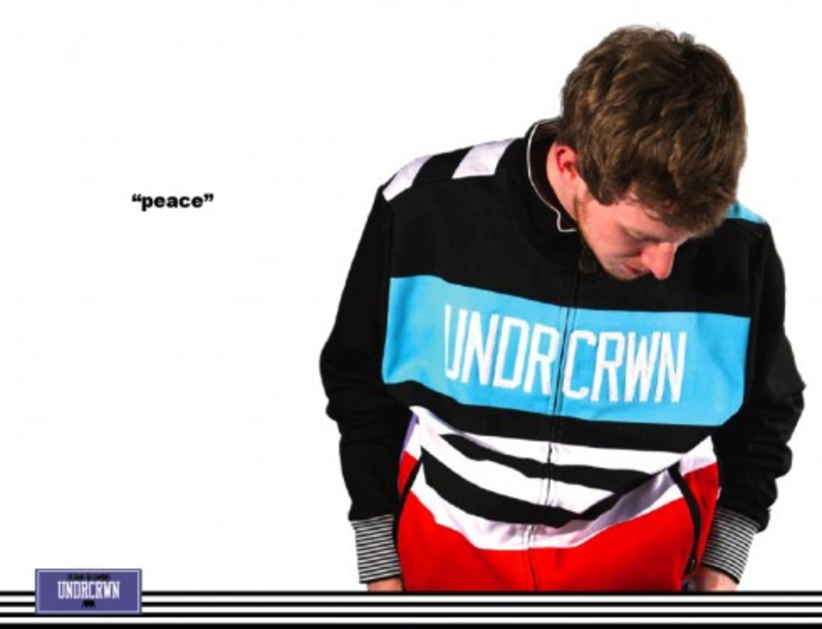 UNDRCRWN (Under-Crown) - Spring 2009 Lookbook featuring Asher Roth