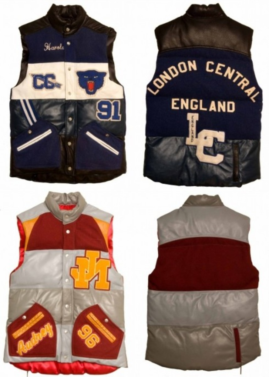 University of DRx for SOPH. - Vest Collection - 0