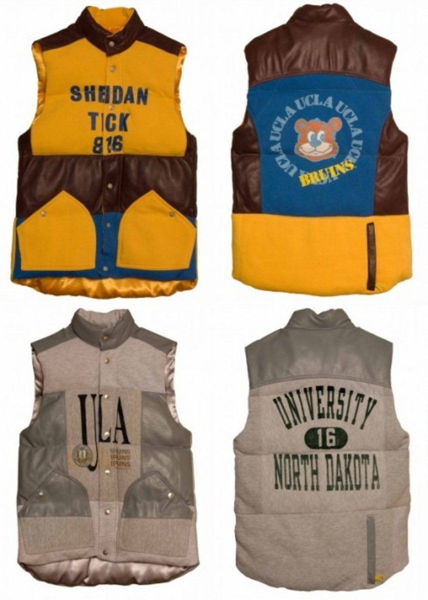 University of DRx for SOPH. - Vest Collection - 3