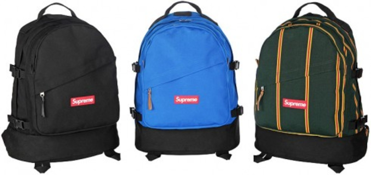 Supreme - Spring 2009 Collection - Accessories + Bags - 7