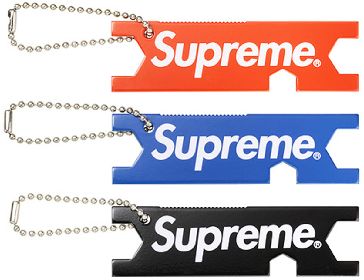 Supreme - Spring 2009 Collection - Accessories + Bags - 5