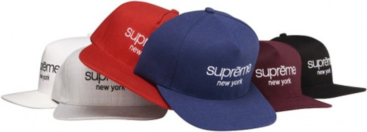 Supreme - Spring 2009 Collection - Caps - 12