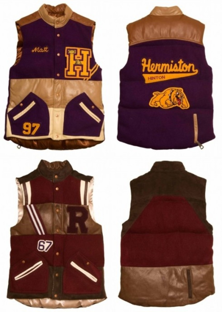 University of DRx for SOPH. - Vest Collection - 1