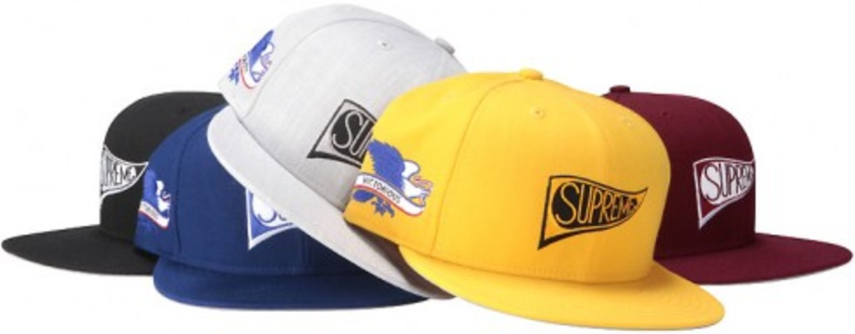 Supreme - Spring 2009 Collection - Caps - 19
