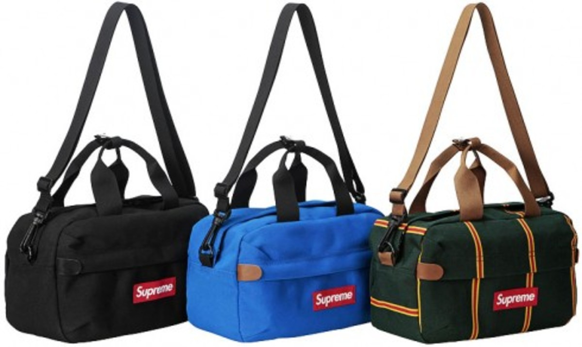 Supreme - Spring 2009 Collection - Accessories + Bags - 9