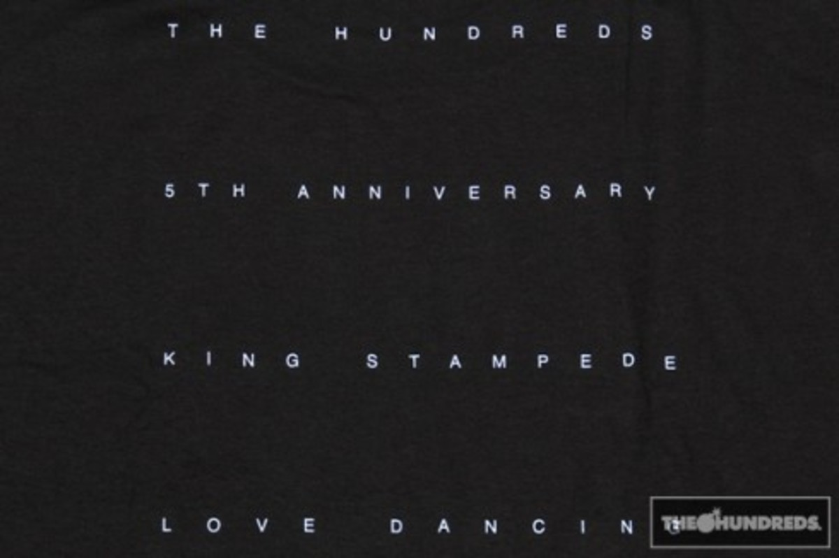 The Hundreds - 5th Anniversary Collaborations - 2