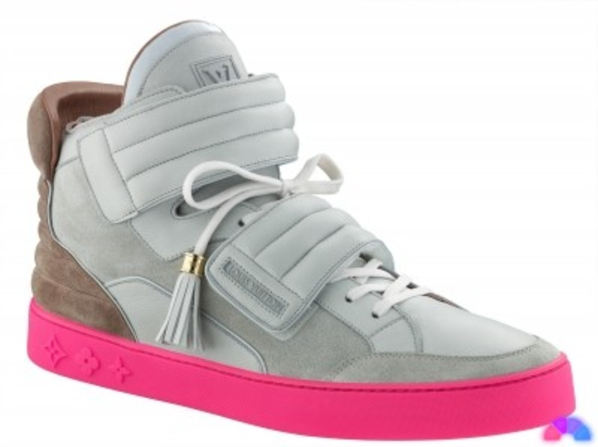 Kanye West x Louis Vuitton - Sneakers - 1