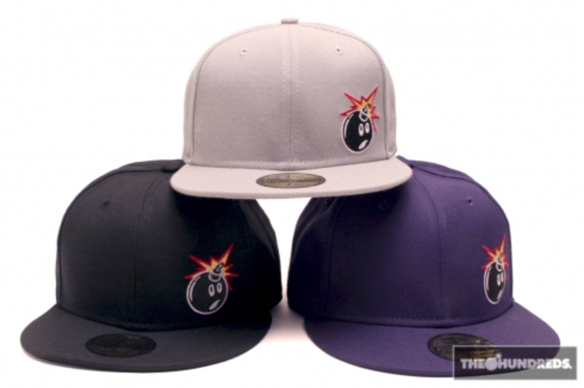 The Hundreds x New Era - Spring 2009 Collection - 0