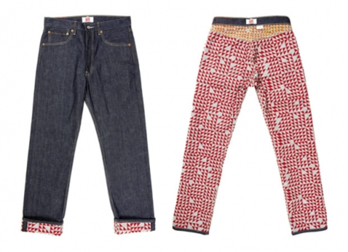 Levi's 501 - Graphic Collection Denim - 0