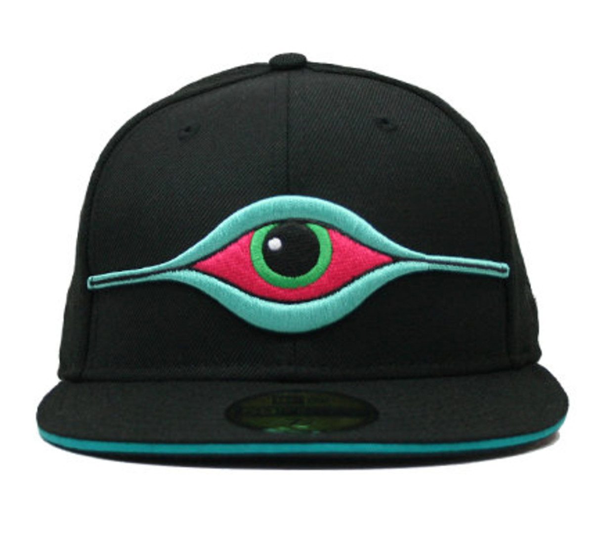 Mishka x New Era - New Fitted Cap Collection - Gawk Fitted