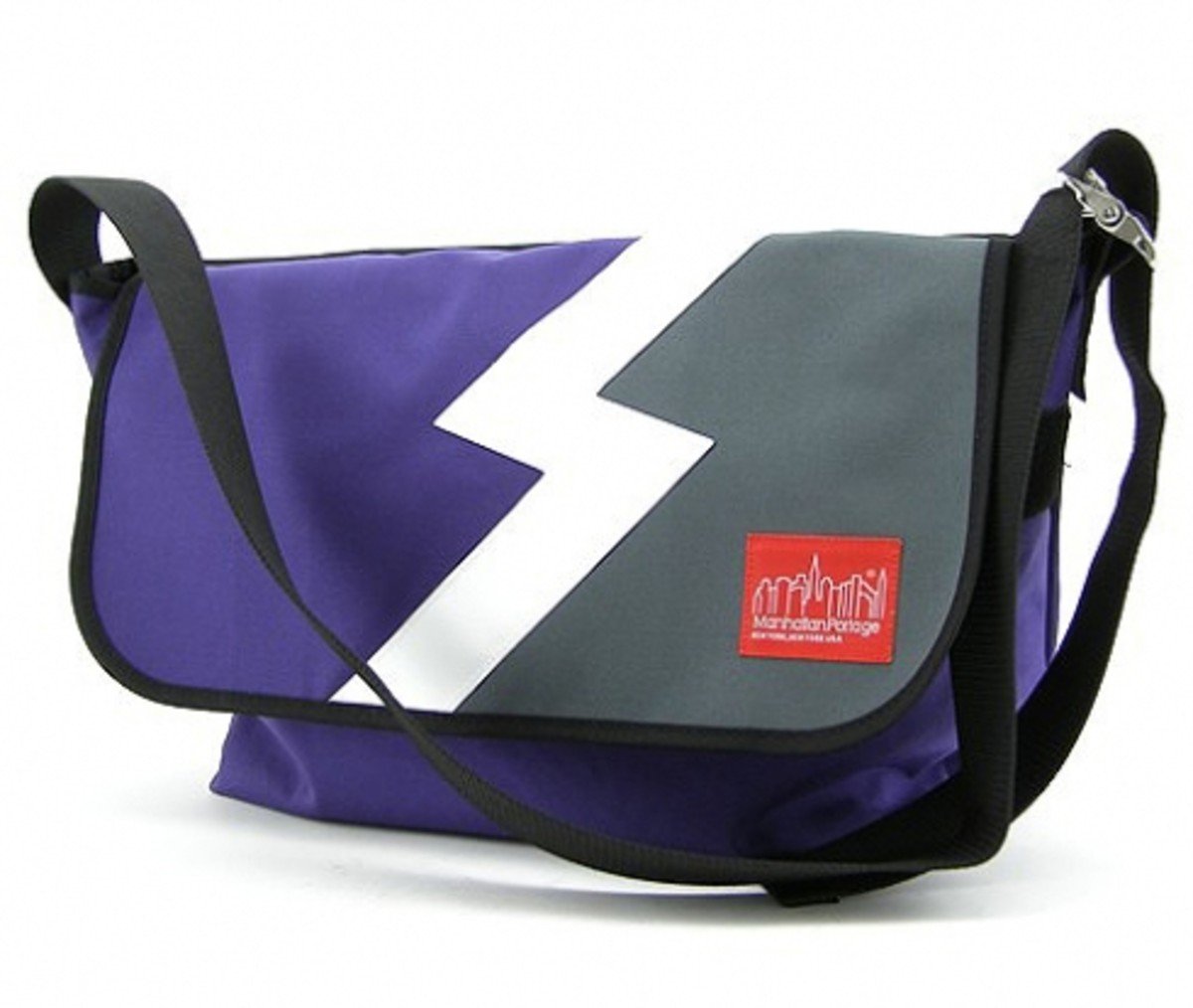 SILAS x Manhattan Portage - Lightning Messenger Bag