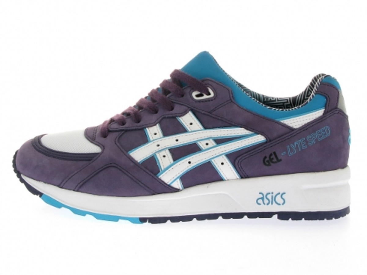ASICS x Patta - Gel Lyte Speed Pack - Eric Elms