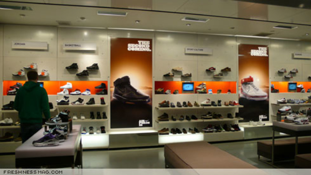 Freshness Feature: Niketown Los Angeles - 3