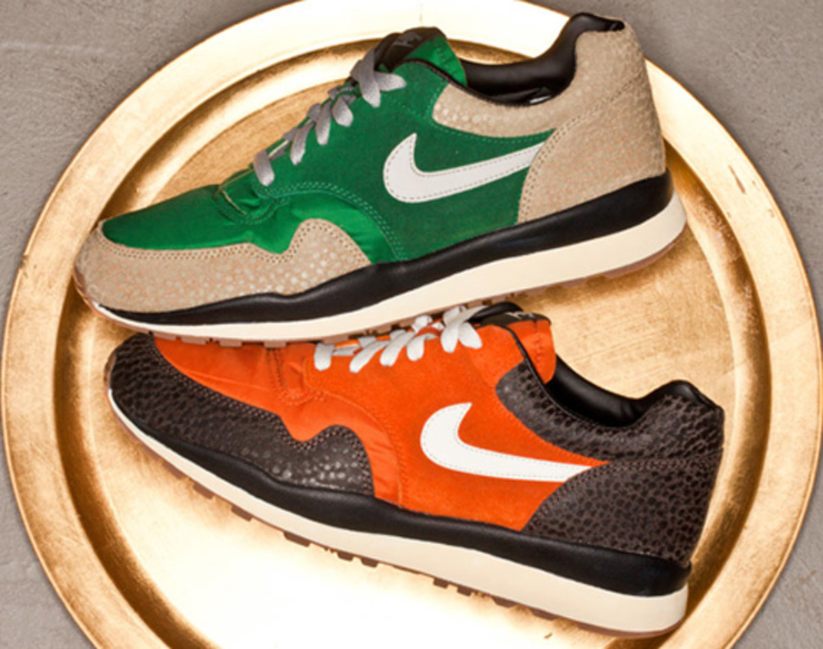53a45b891b28 Nike Air Safari VNTG – Mesa Orange   Gorge Green - Freshness Mag