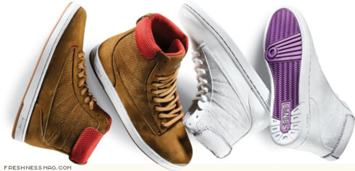 Freshness Feature: etnies Plus Spring 2007 Collection - 3