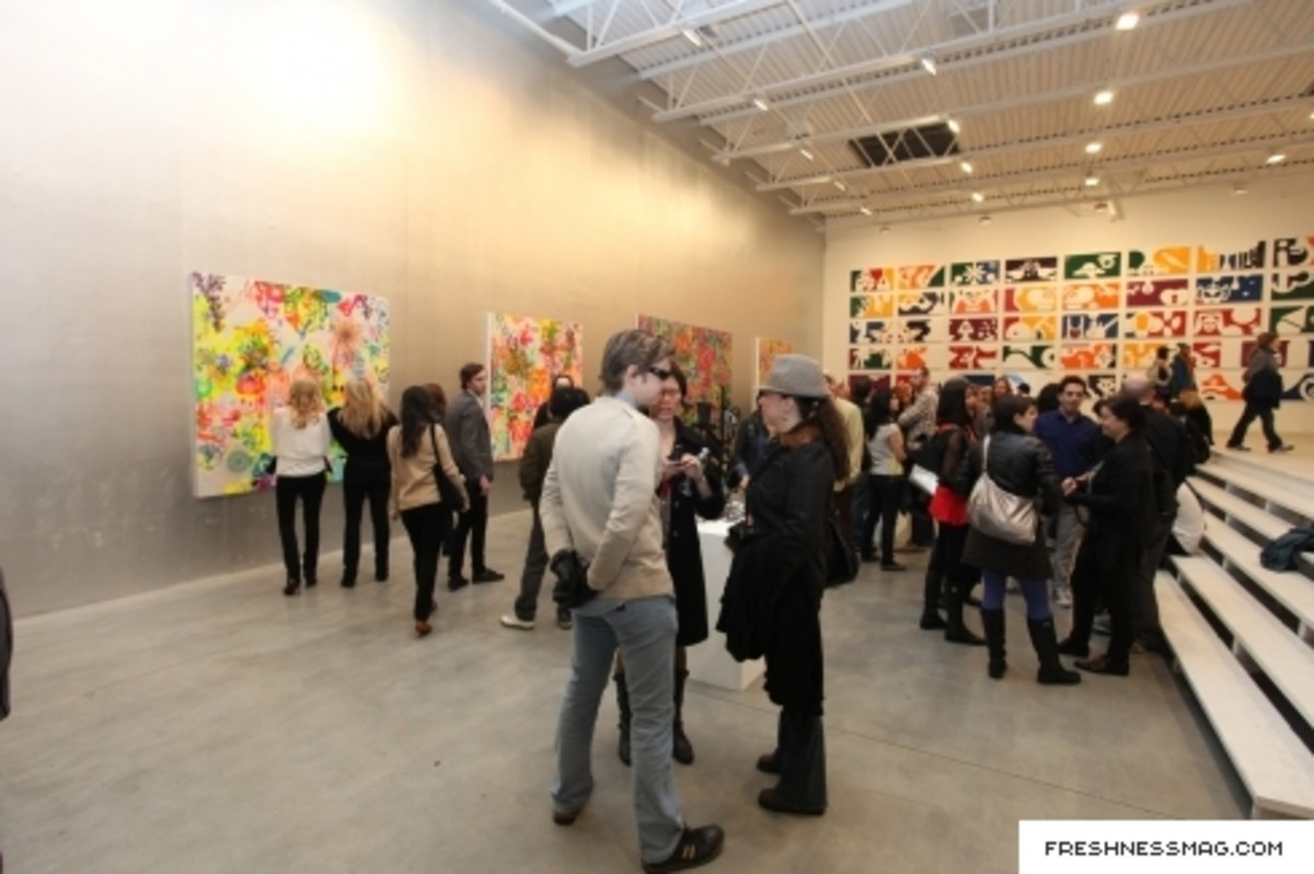 Deitch Projects - Works by Ryan McGinness