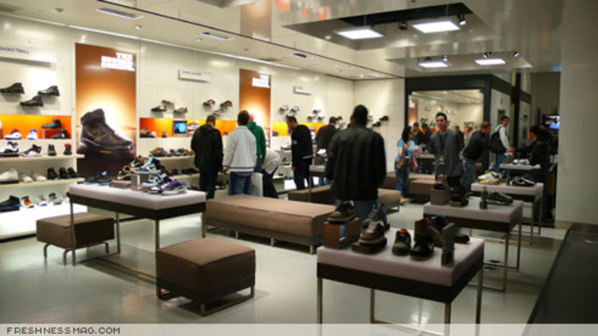 Freshness Feature: Niketown Los Angeles - 2