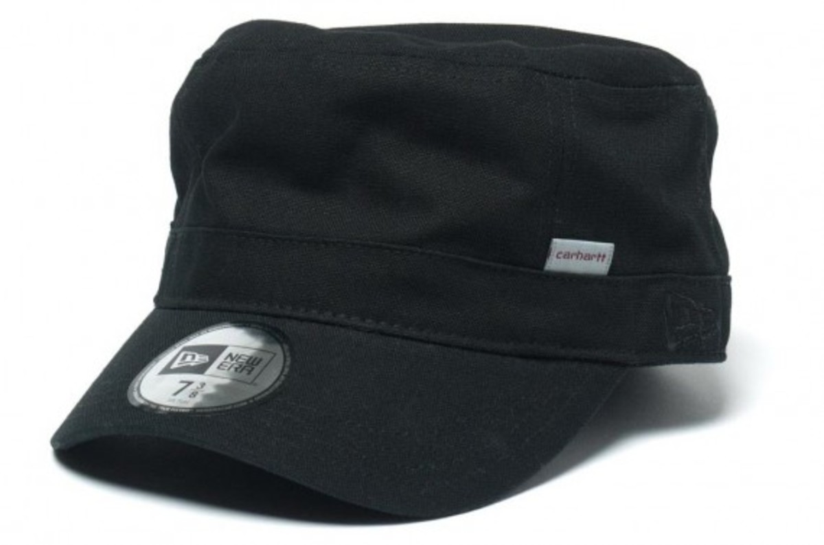 uniform experiment x carhartt x new era work cap - available now   - 1