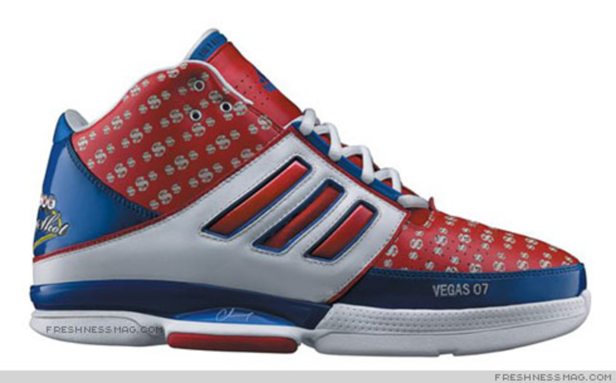 the latest 82fd5 1e685 adidas Chauncey Billups - All Star Game lineup - 2