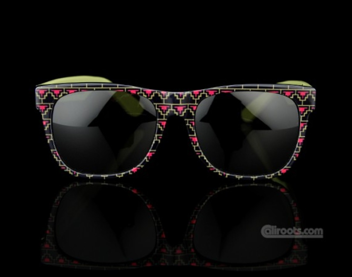 "SUPER x PAM - ""High"" Summer Sunglasses Green - 00"