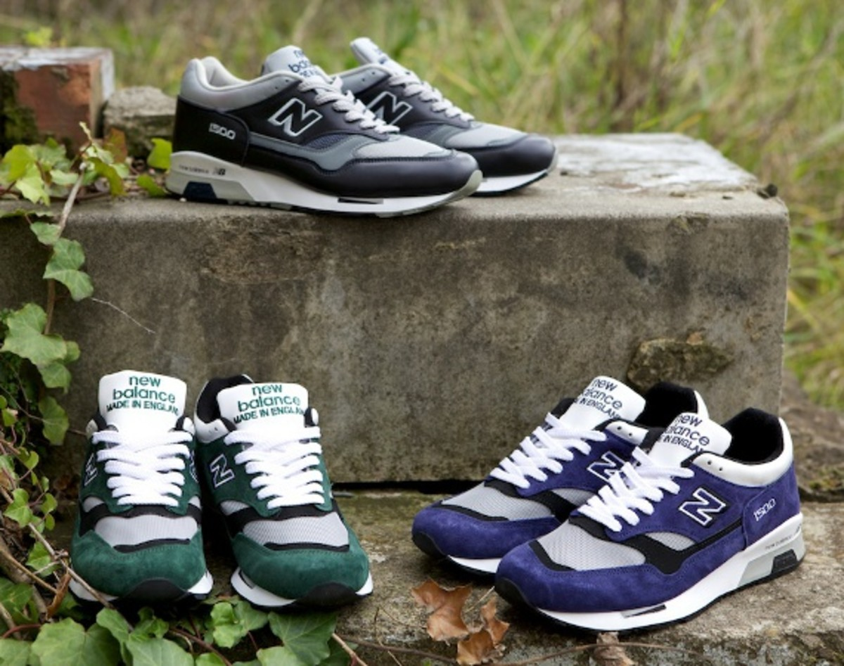 New Balance M1500 – Made in England – Summer 2012 Collection ... 73f27377e