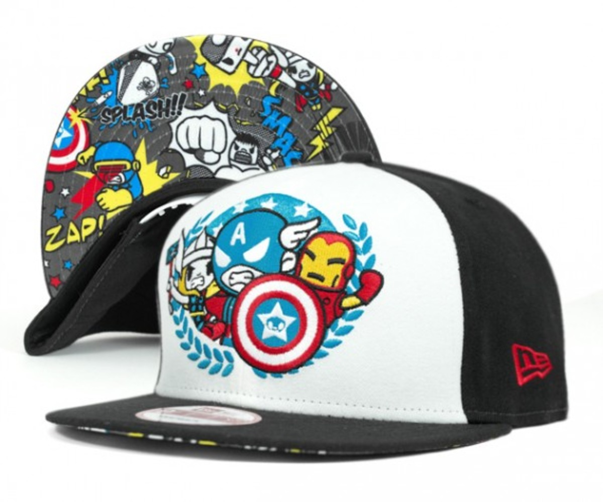 tokidoki-marvel-new-era-9fifty-snapback-caps-collection-07