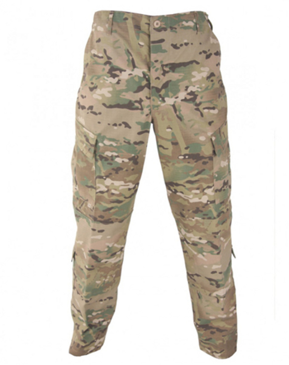 9. Military Speck Camo Pants