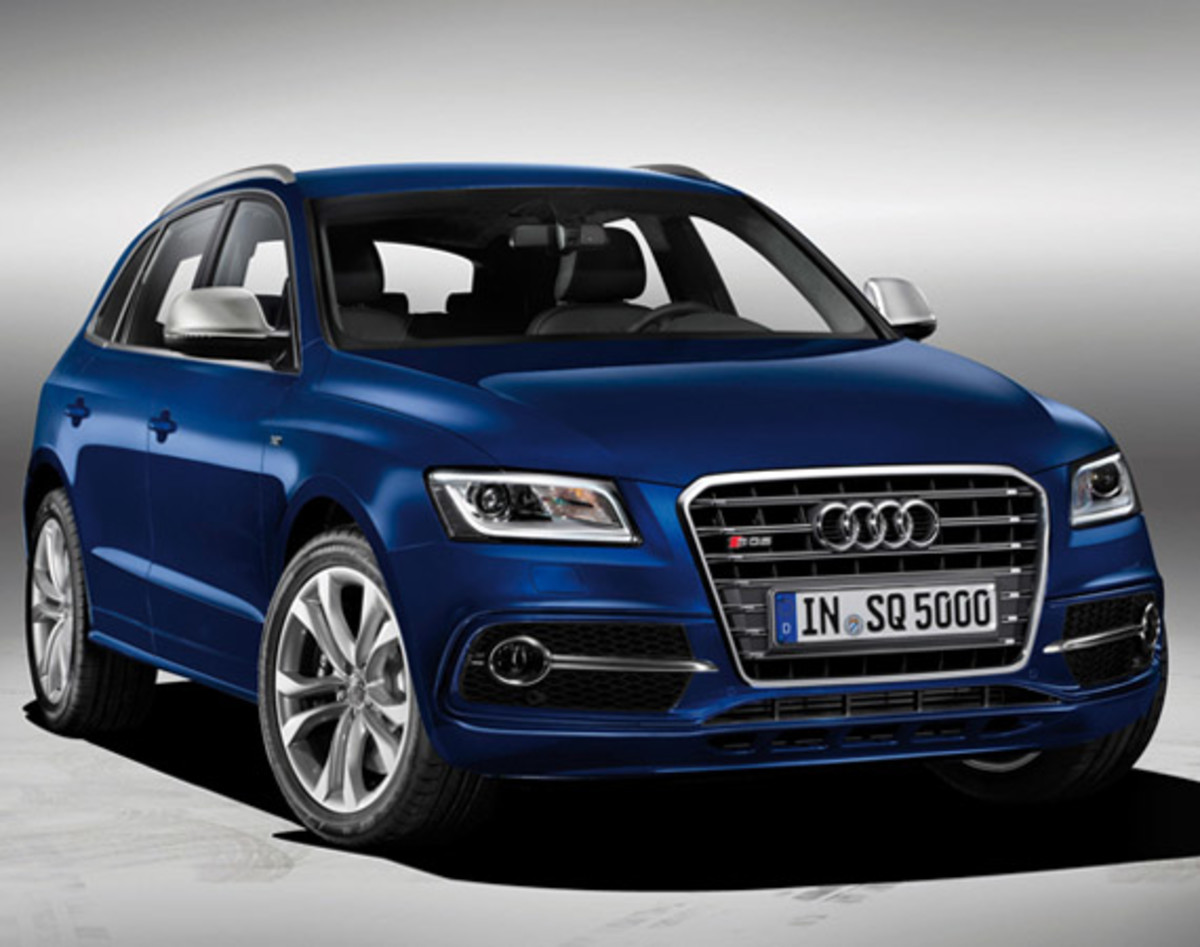 audi sq5 tdi first s performance model with diesel engine freshness mag. Black Bedroom Furniture Sets. Home Design Ideas
