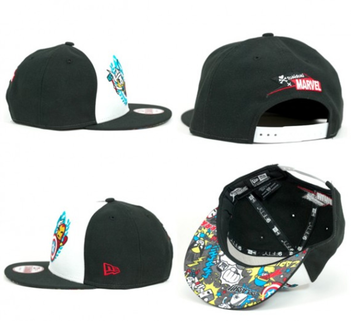 tokidoki-marvel-new-era-9fifty-snapback-caps-collection-09