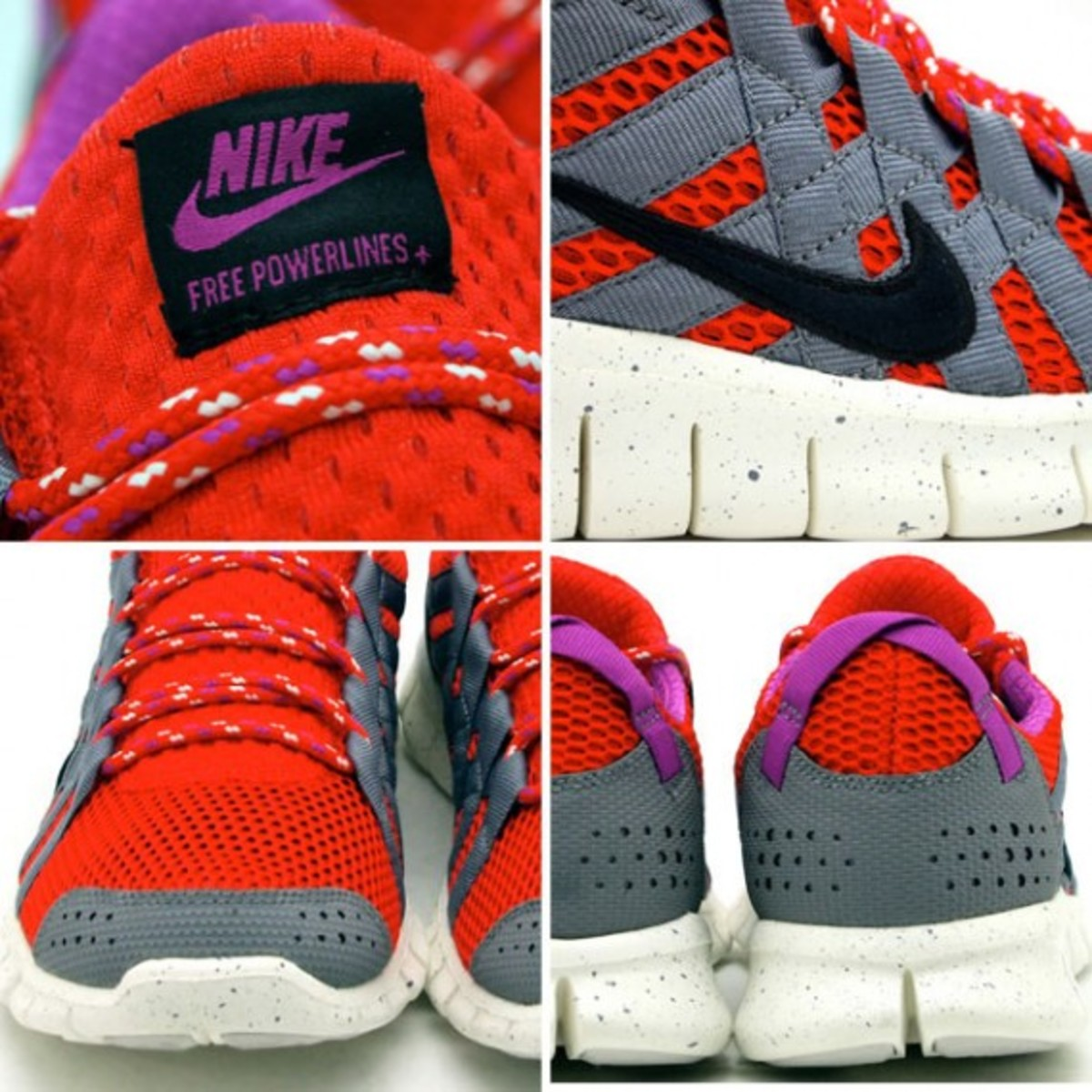 Cheap Nike Free Tr Fit Grey And Green