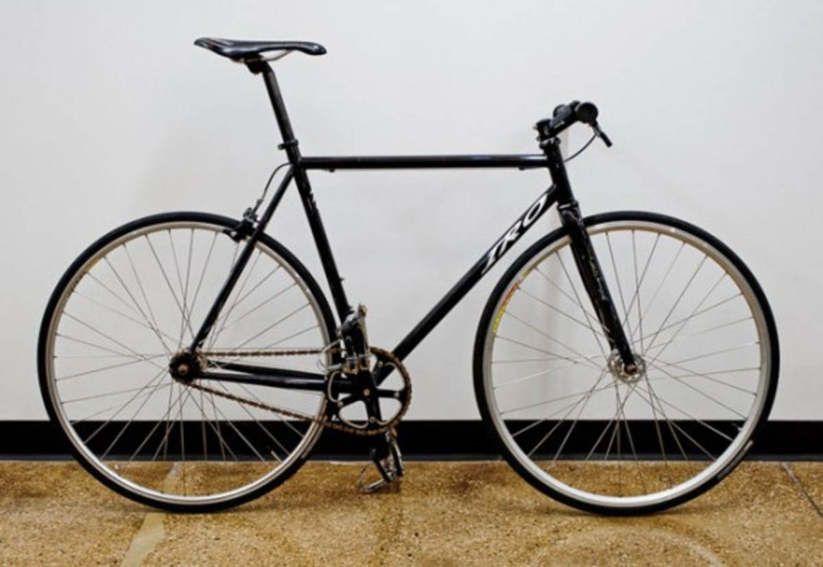 8. Iro Fixed-Gear Bike