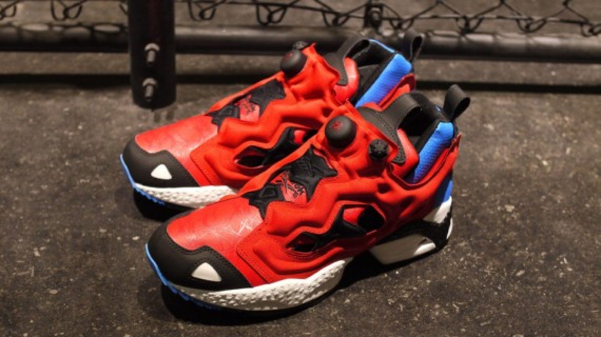 spider man x reebok insta pump fury - 2