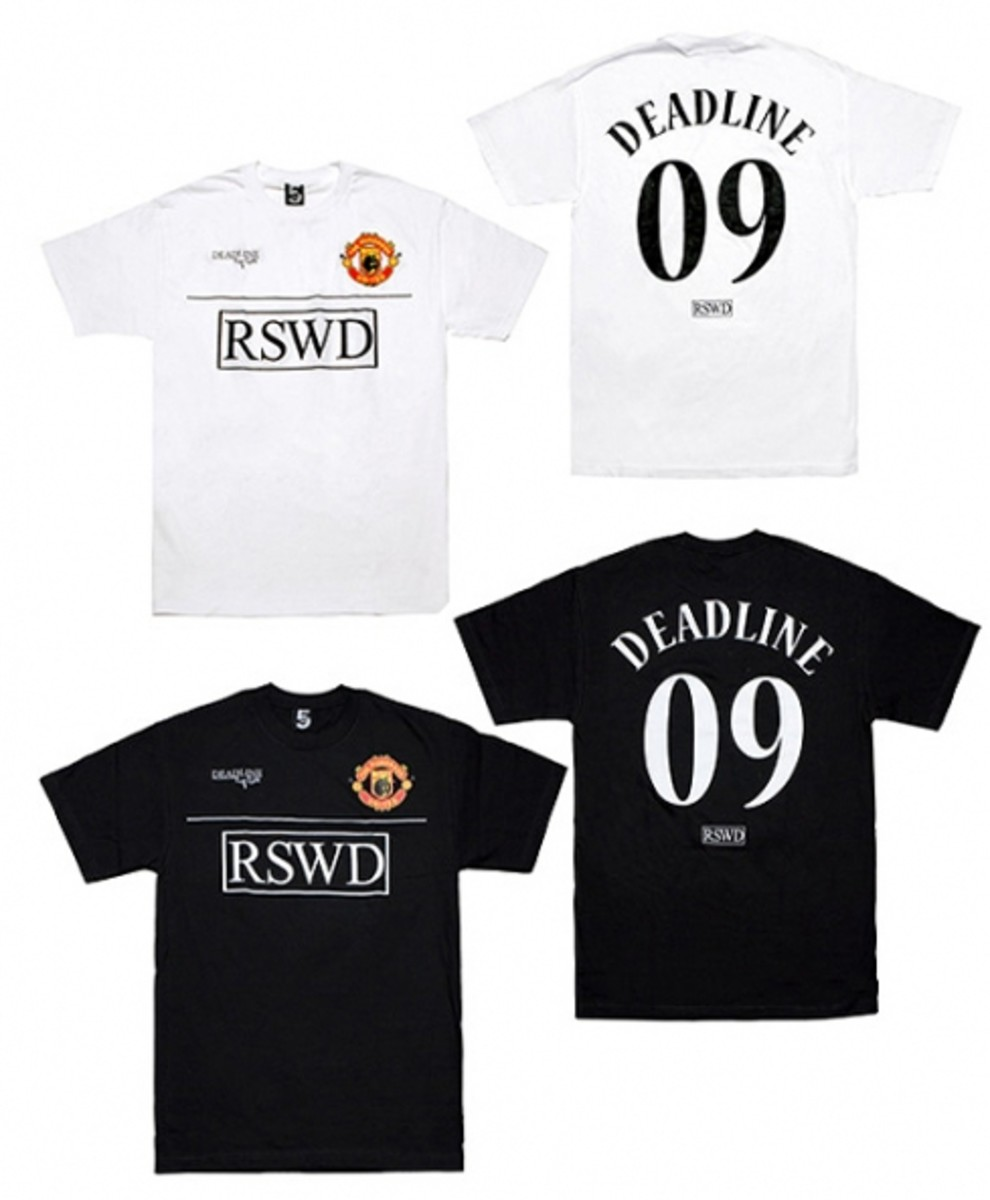 The Hundreds - 5th Anniversary Collection - POST + ROSEWOOD (RSWD)