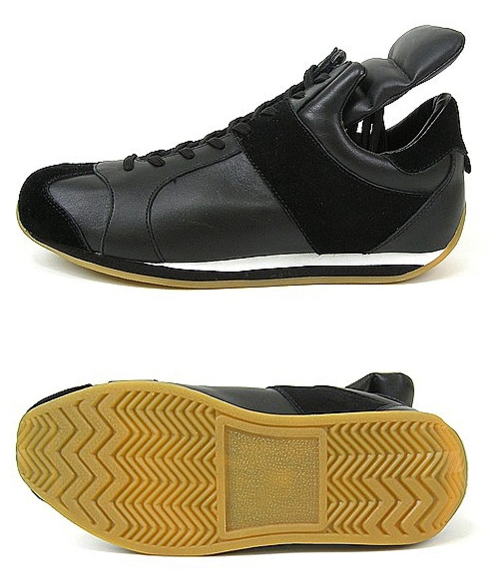 Ato Matsumoto - Original Leather Sneakers