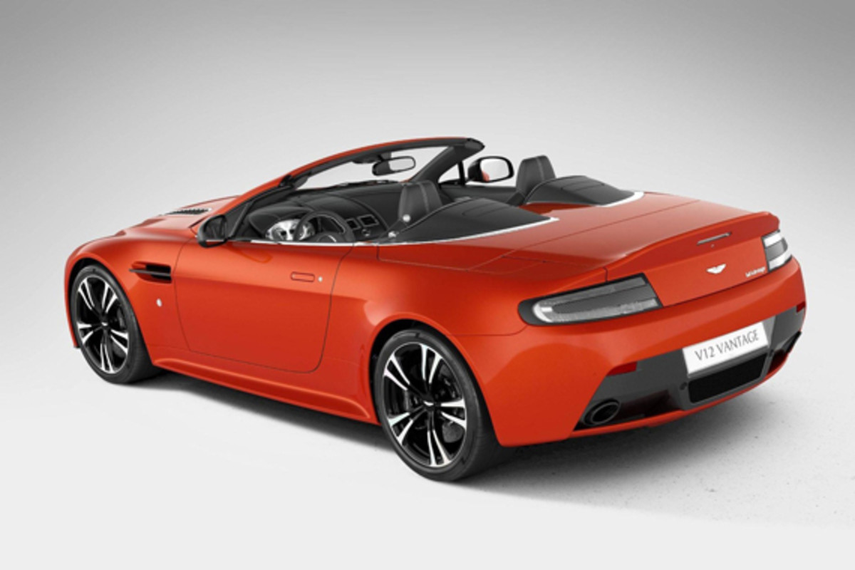 aston martin v12 vantage roadster freshness mag. Black Bedroom Furniture Sets. Home Design Ideas