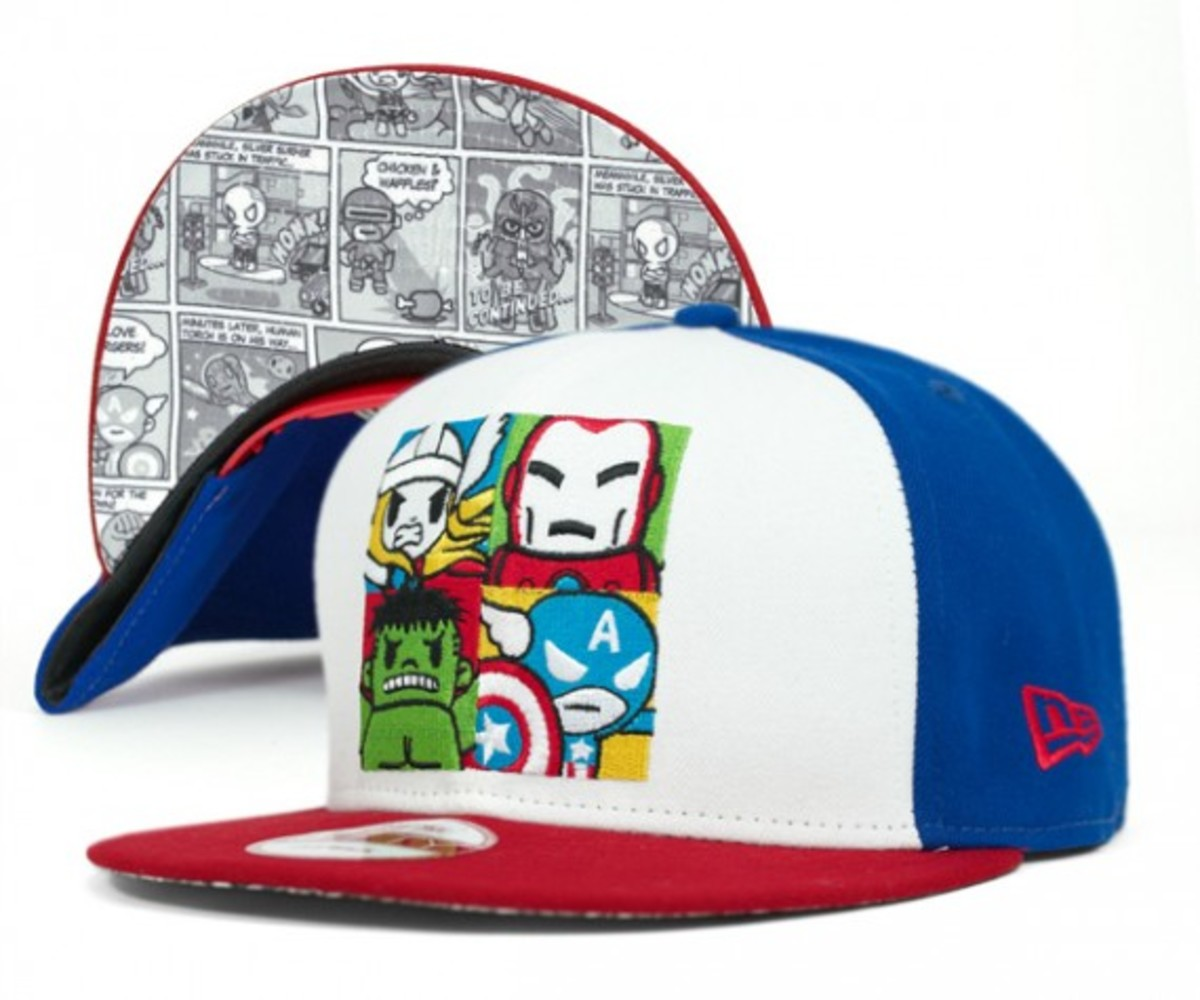 tokidoki-marvel-new-era-9fifty-snapback-caps-collection-01