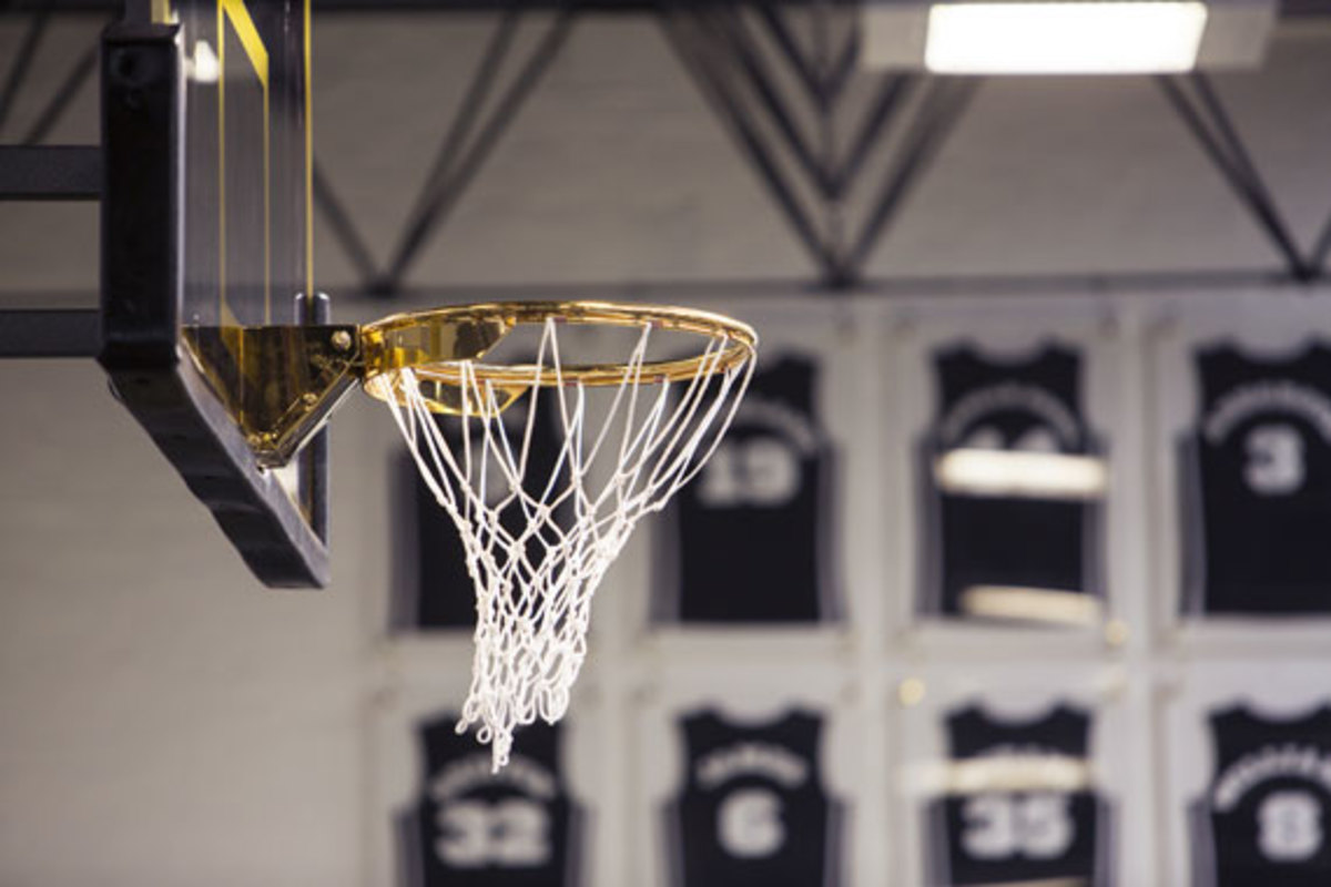 """Nike Launches """"The Regal"""" Basketball Court 