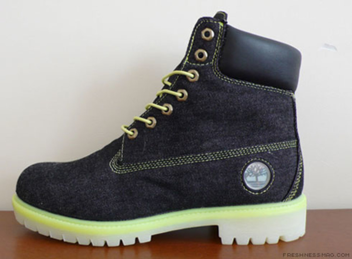 Hottest Timberland boots on earth, thanks to the RZA - 0