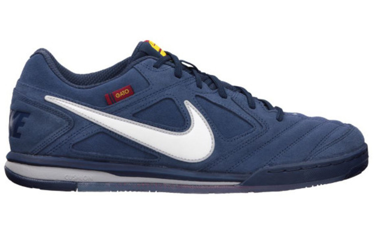 on sale 6658a 4defc Nike5 Gato Especial - Barcelona   Available Now - Freshness Mag