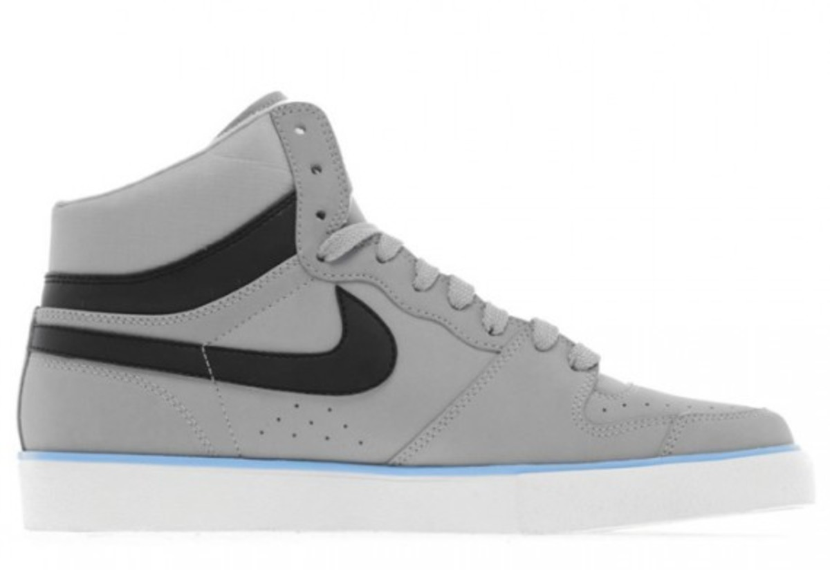 newest 59b44 d399a Nike Court Force AC - Stealth Blue - Freshness Mag
