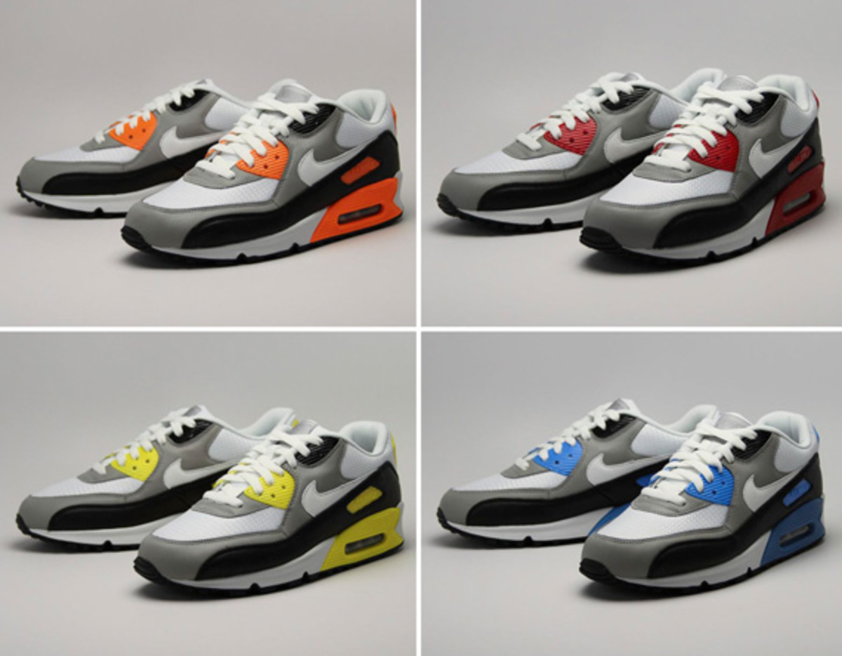 grand choix de a46fa ddc6d NIKEiD Air Max 90 iD – Fall 2012 Design Options - Freshness Mag