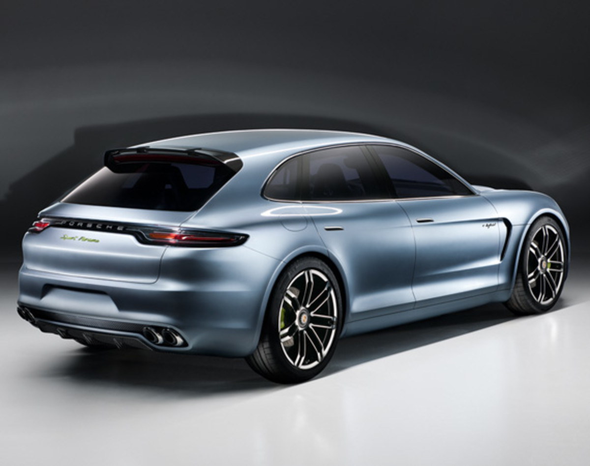 porsche panamera sport turismo plug in hybrid shooting brake concept freshness mag. Black Bedroom Furniture Sets. Home Design Ideas
