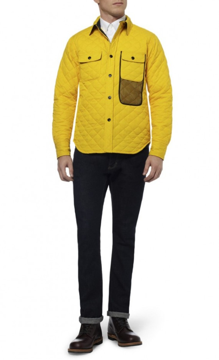 woolrich-woolen-mills-quilted-overshirt-yellow-06