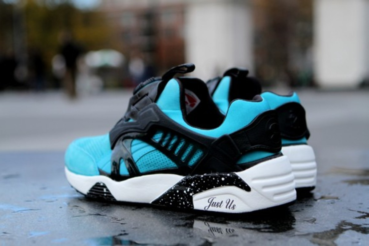 ronnie fieg x puma disc blaze og cove release info. Black Bedroom Furniture Sets. Home Design Ideas