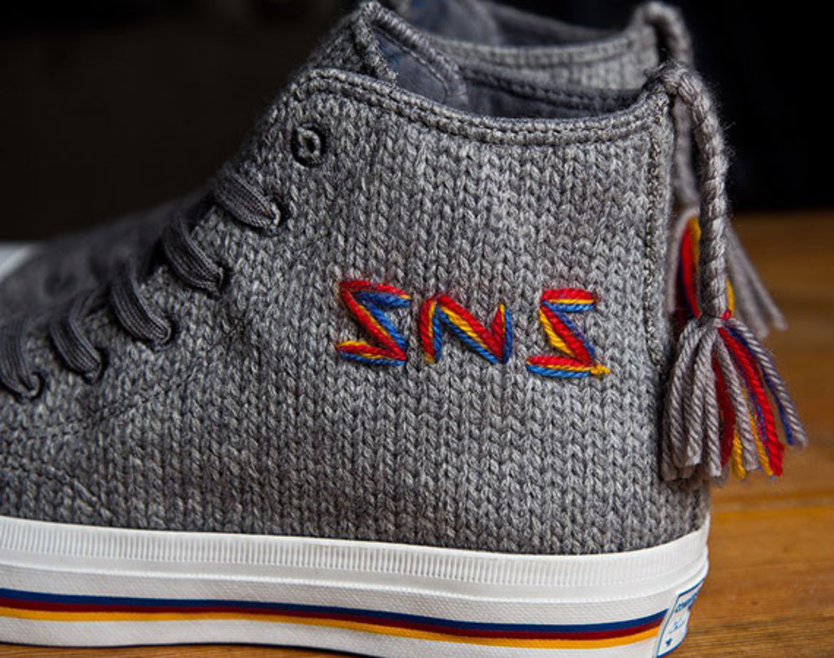 257c79e7807ef9 SneakersNStuff s first ever collaboration with CONVERSE released in 2010
