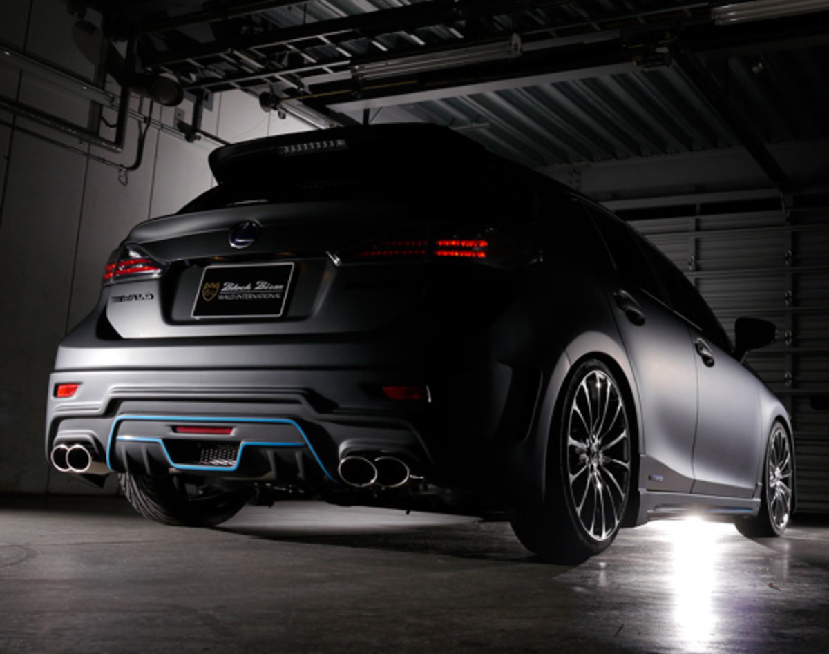 Porsche Dealers Ct >> Lexus CT 200h ZWA10 Sports Line – Black Bison Edition | By ...