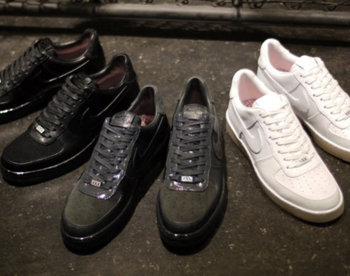 brand new f267e 038af Nike Air Force 1 Downtown NRG – XXX Anniversary Edition
