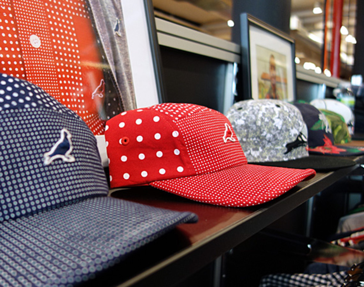 AGENDA Show New York   Staple Design Spring/Summer 2013 Caps Collection